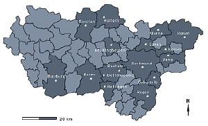 Regionalkunde Ruhrgebiet Die Hansestadte